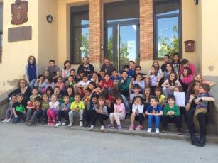 Amb l'escola Dos Rius